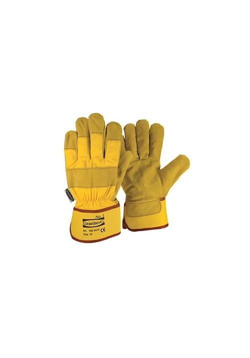 Rękawice wzmacniane skórą Granberg 102.9610